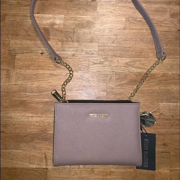 Steve Madden Handbags - steve madden crossbody purse/wallet